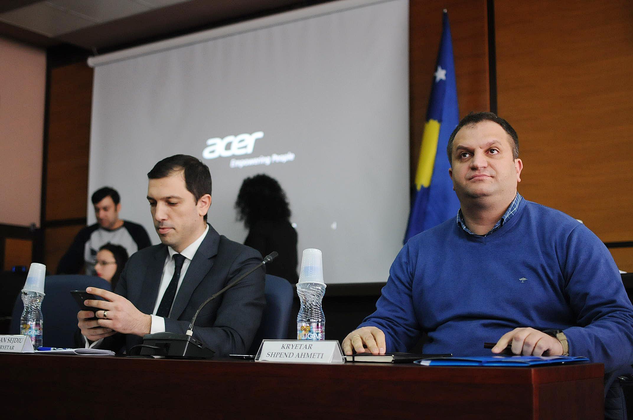 Dardan Sejdiu tregon nëse Shpend Ahmeti do ta lërë postin e kryetarit të  Prishtinës - Gazeta Online INSAJDERI