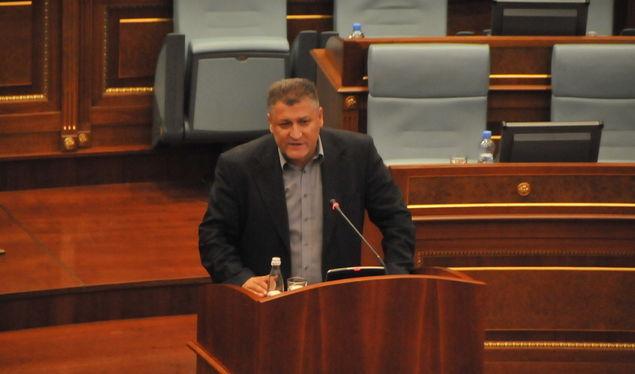Berisha: Vjosa s'mund të bëhet presidente me mbështetje të Haxhi Avdylit