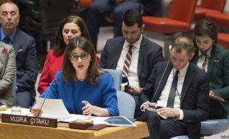 Çitaku i kundërpërgjigjet Daçiqit në mbledhje të OKB-së