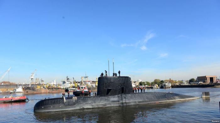 Rusia, ShBA dhe Britania, në kërkim për nëndetësen e Argjentinës