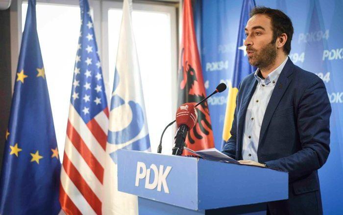 Stavileci: Supremja u ndikua nga presioni publik i terroristëve të Vetëvendosjes