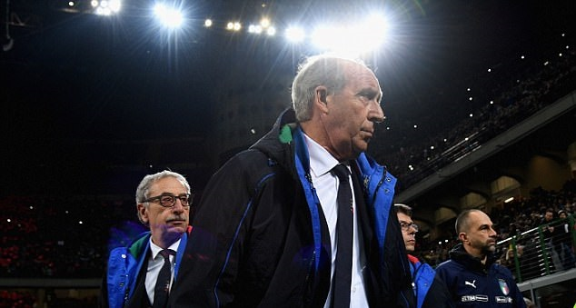 Zyrtare: Italia shkarkon Venturan