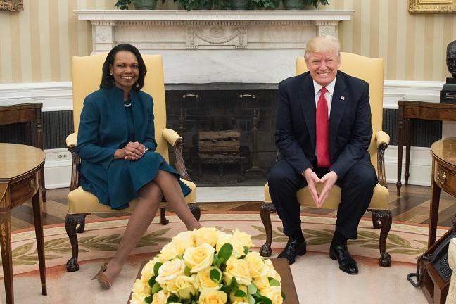 """""""Condoleezza Rice bëhet pjesë e dialogut Kosovë-Serbi"""""""