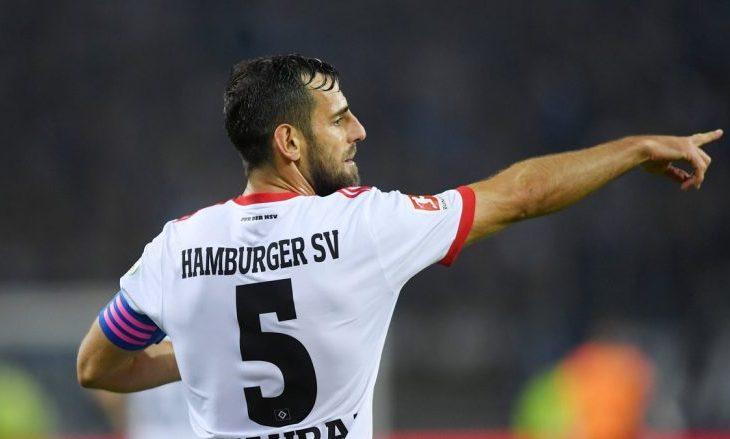 Mavraj shkëlqeu në fitoren e Hamburgut ndaj Hoffenhemit [Foto]