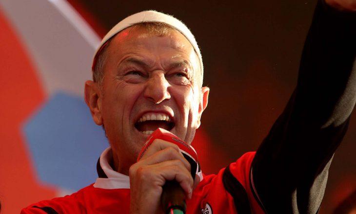 De Biasi: Urime Shqipëri, sot është dita e krenarisë sonë