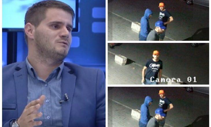 Edhe pas publikimit të fotove, ende nuk janë identifikuar sulmuesit e gazetarit Olluri