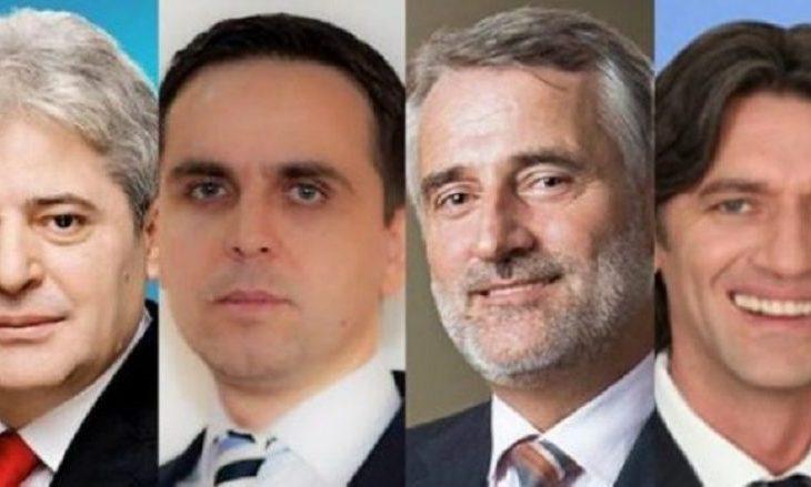 Liderët e partive në Maqedoni 'shfajësohen' për rezultatin zgjedhor