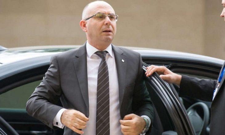 Arrestohet ish-ministri i Brendshëm i Maqedonisë