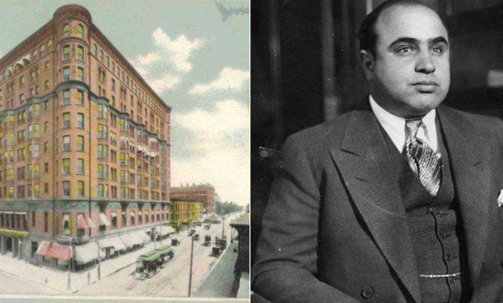 Misteri i kasafortave të gangsterit Al Capone