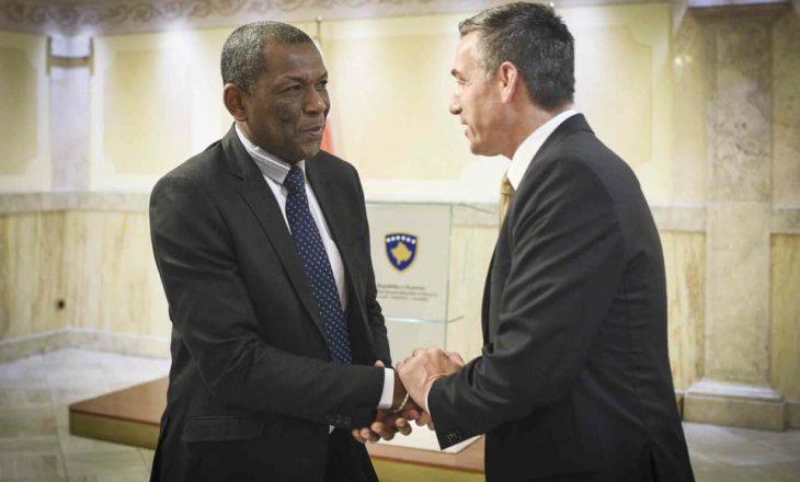 Veseli falënderon Madagaskarin për njohjen e Kosovës