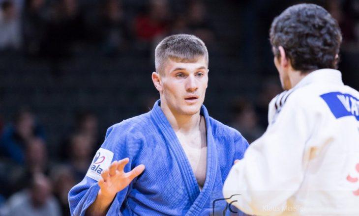 Akil Gjakova siguron të argjendtën, në rrugë të mirë për të artën në Evropianin U23