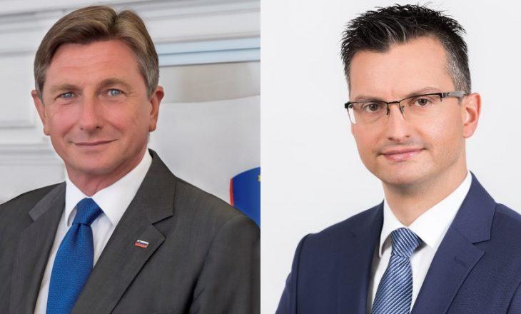 Gara për president në Slloveni: Pahor apo Sharec