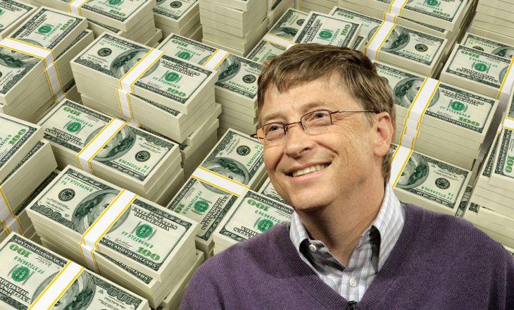 Bill Gates shpjegon suksesin… dhe s'ka të bëjë fare me paratë