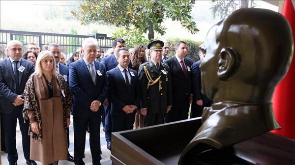 Ataturku përkujtohet në Tiranë, Prishtinë e Shkup