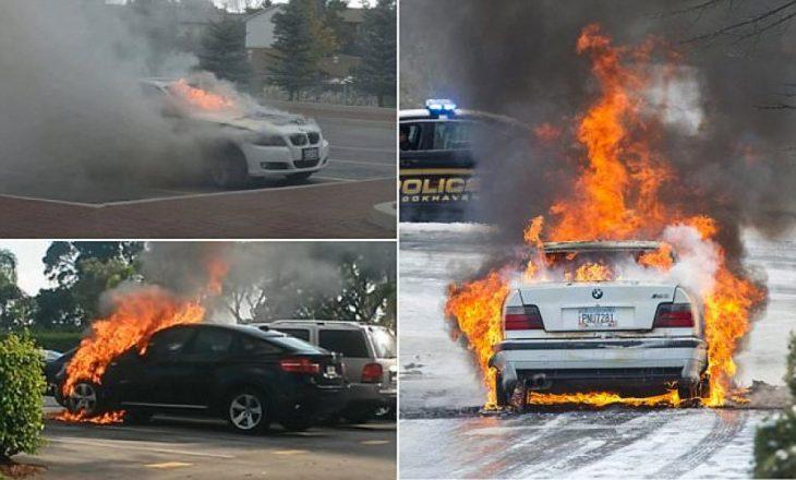 Veturat e BMW-së po marrin flakë, tërhiqen nga tregu mbi 1 milion vetura