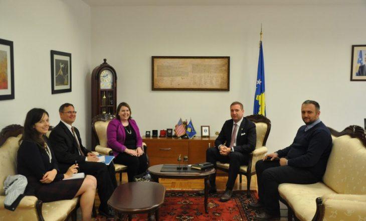 Kërkesa e SHBA-ve ndaj Kosovës