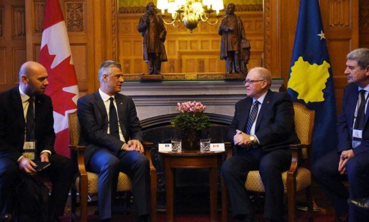 Kanadaja e shqetësuar për përpjekjet e Rusisë për të cenuar Kosovën