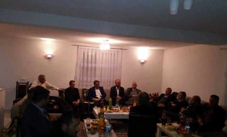 Fatmir Rashiti merr mbështetjen e banorëve të Rashnicës