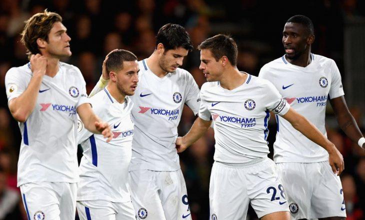 Zidane e shndërron në prioritet transferimin e yllit të Chelseat (Foto)