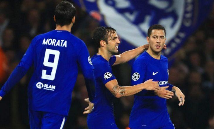 Formacionet zyrtare: Qarabag – Chelsea [Foto]