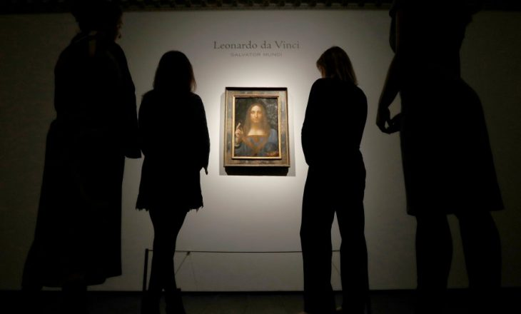Vepra e Da Vinçit shitet për 450 milionë dollarë