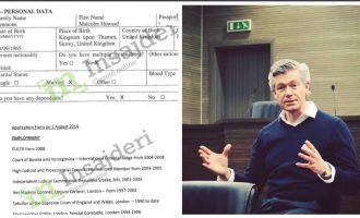Si u bë avokati i dështuar në Britani, gjykatësi kryesor në Kosovë