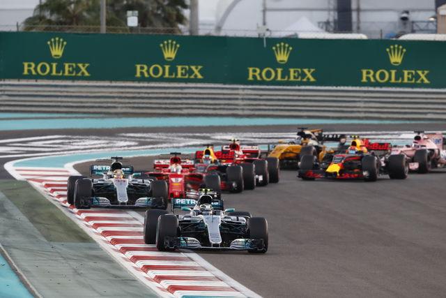 Pilotët kundër pistës së Abu Dhabit, Formula 1 humb spektaklin