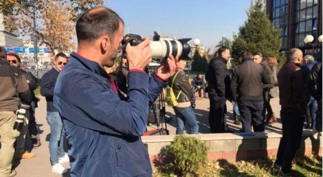 Lirohet fotoreporteri Blerim Uka