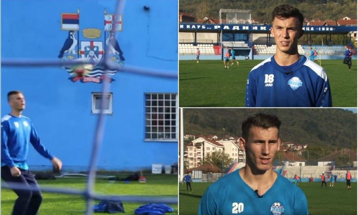 Dy futbollistë me origjinë shqiptare që luajnë në superligën e Serbisë