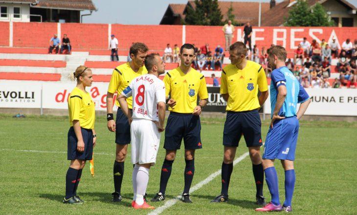 Gjyqtarët nga Kosova ndajnë drejtësi në ndeshjen miqësore ndërkombëtare