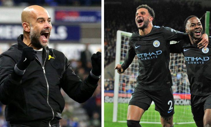 Guardiola flet për formën e frikshme të Manchester Cityt