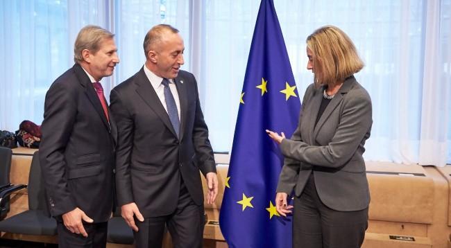Arifi: Mogherini nuk u largua nga takimi me Haradinajn, mediat serbe kanë spekuluar