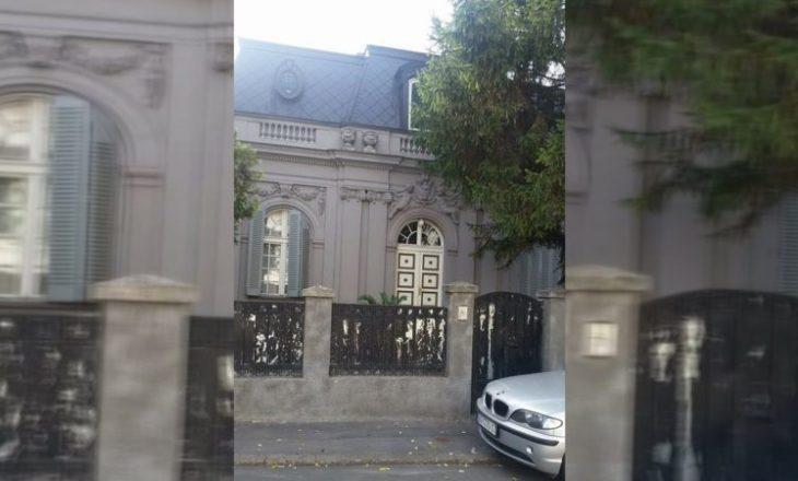 Vila luksoze e Ilir Metës në Beograd