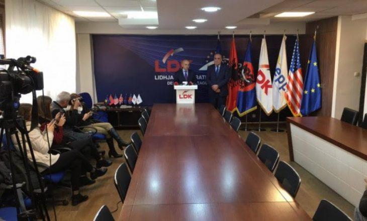 Mustafa: Fitorja e LDK-së në Istog është kontestuar me vota të kriminalizuara