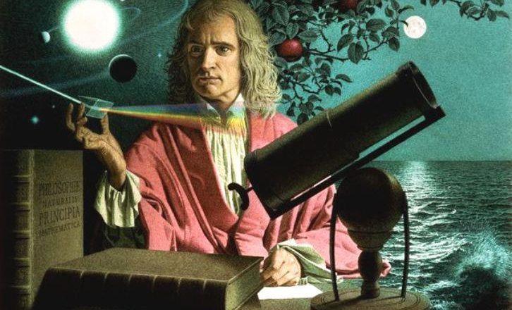 Isak Njutoni ishte gjeni, por edhe ai humbi miliona