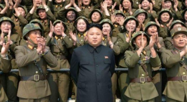 Si tentoi të ikë ushtari i Kim Jong Un