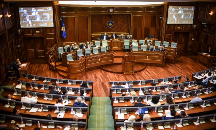 """LVV dhe """"të pavarurit"""" bëhen bashkë me LDK-në si bllok opozitar"""