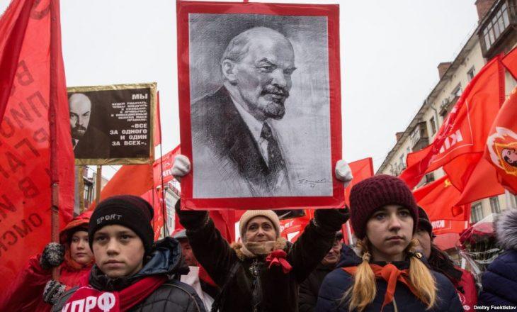 Njëqind vjet nga Revolucioni Bolshevik