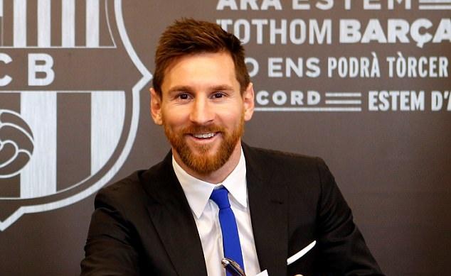 Ish-agjenti i Messit tregon pse argjentinasi e rinovoi kontratën me Barcelonën