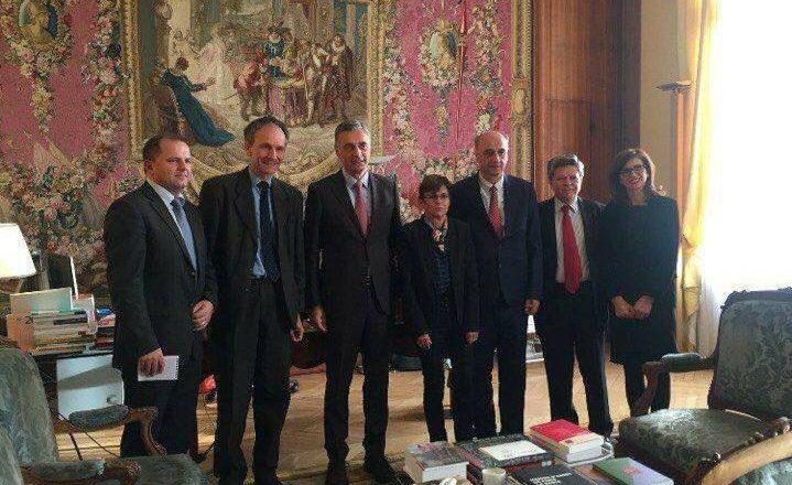 Kryeprokurori Lumezi takohet me Prokurorin e Republikës së Parisit