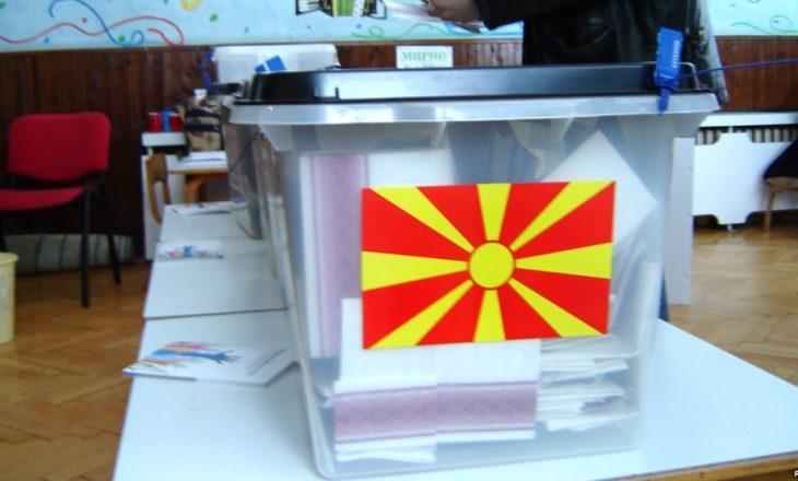 Sot raundi i tretë i zgjedhjeve në Maqedoni
