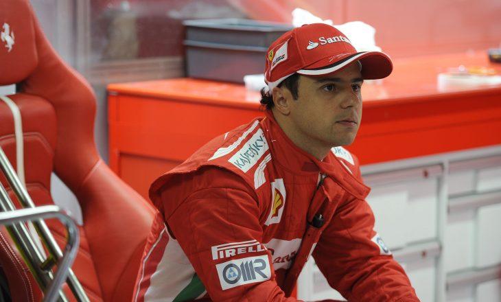 Felipe Massa i jep fund karrierës në F1