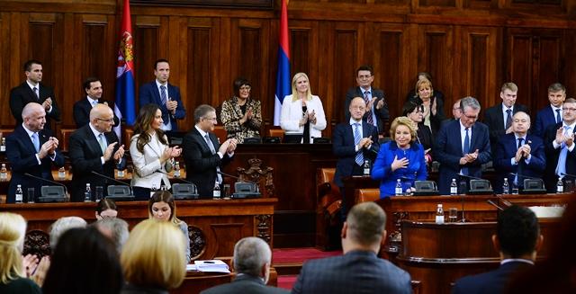 Kryetarja e Këshillit Federal të Rusisë: Nuk do ta njohim kurrë Kosovën