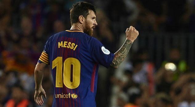 Messi barazon rekordin e ri të vendosur shtatë vite më parë
