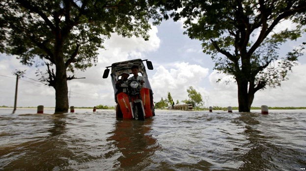 Indi: 12 të vdekur nga shirat monsun