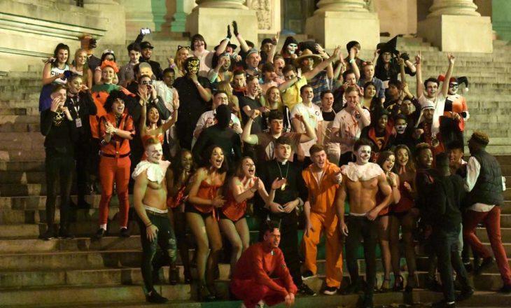 Maska, drogë, alkool – kështu festohet Halloween në Britani