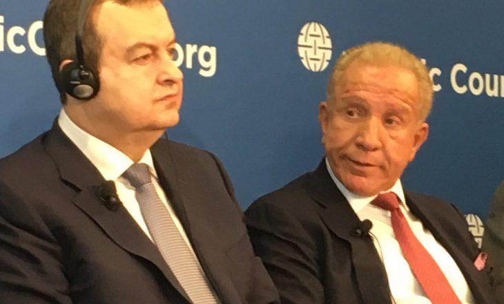 Pacolli thotë se Kosova nuk do të bisedojë me Serbinë kurrë për këtë çështje