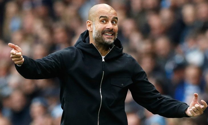 Guardiola: Ky futbollist nuk largohet nga City