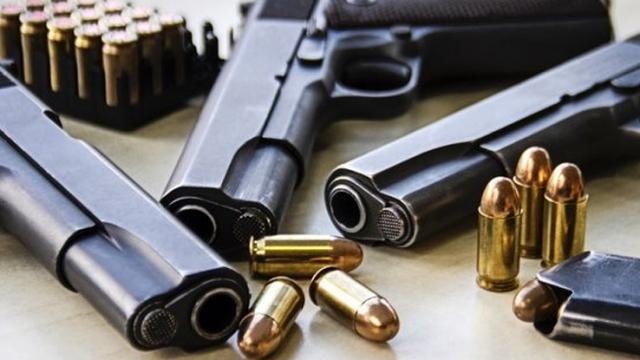 Pejani kapet me 14 pistoleta