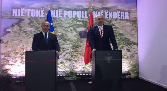Konferenca Haradinaj – Rama: Nuk po bëjmë mbledhje për t'i provokuar të tjerët